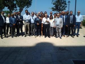 Agenti Editrec, convention Bari