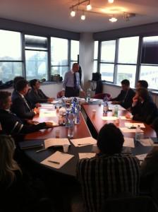 Sessione di formazione, Parma